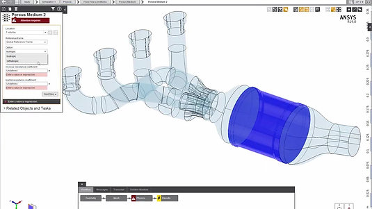 ANSYS Discovery AIM - ANSYS 19 Update