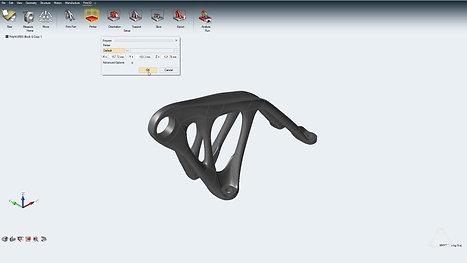 Inspire Print3D - Etape 1 - Model Setup