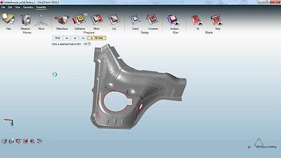 Etape 2 - Préparation du modèle