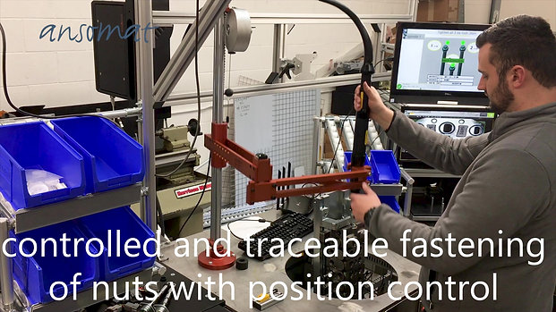 Guided Manufacturing of Hydraulic Valves