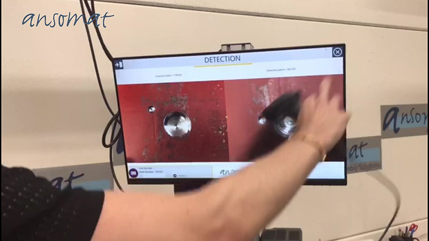 Pattern Detection with AR