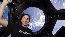 NICOLE STOTT, astronaut and artist