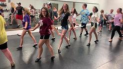 Shrek Dance Audition