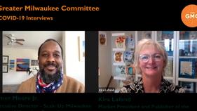 GMC COVID-19 Interviews: Kira Lafond, Milwaukee Business Journal