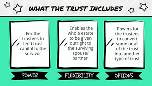 Flexible Life Interest Trust