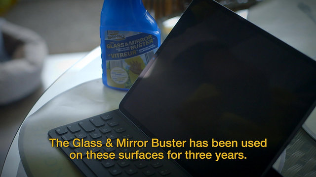GLASS-MIRROR-BUSTER-45s
