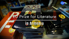 EUPL Shortlisted Books Armenia