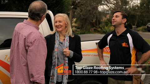 Top Glaze 30 sec TVC Mature Couple