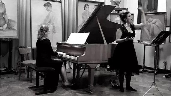 SANGS - Sarah Laulan & Élodie Vignon
