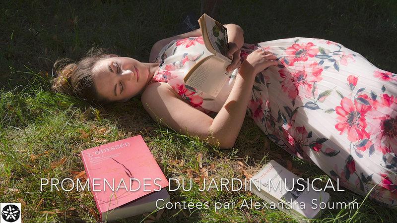 "Promenades du Jardin Musical - ""Demain"", conté par Alexandra Soumm"