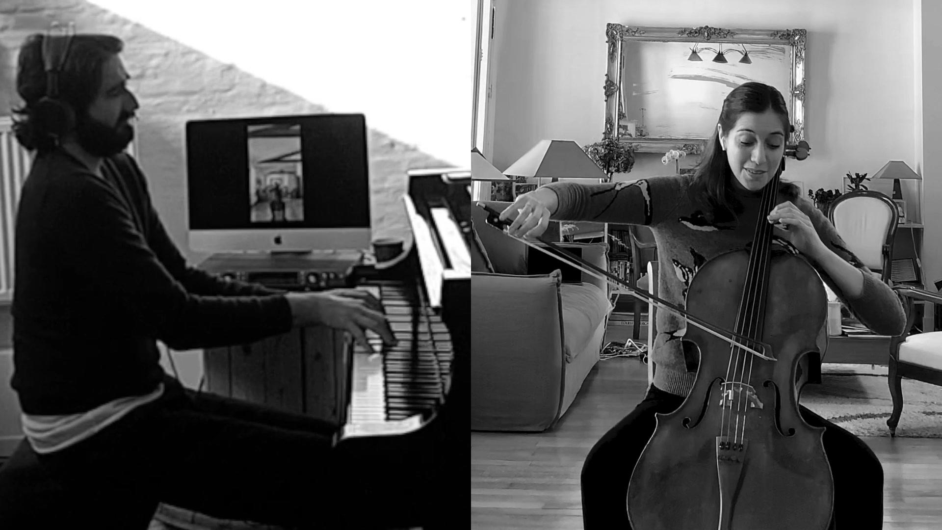 Jardin Musical: Camille Thomas & Julien Brocal