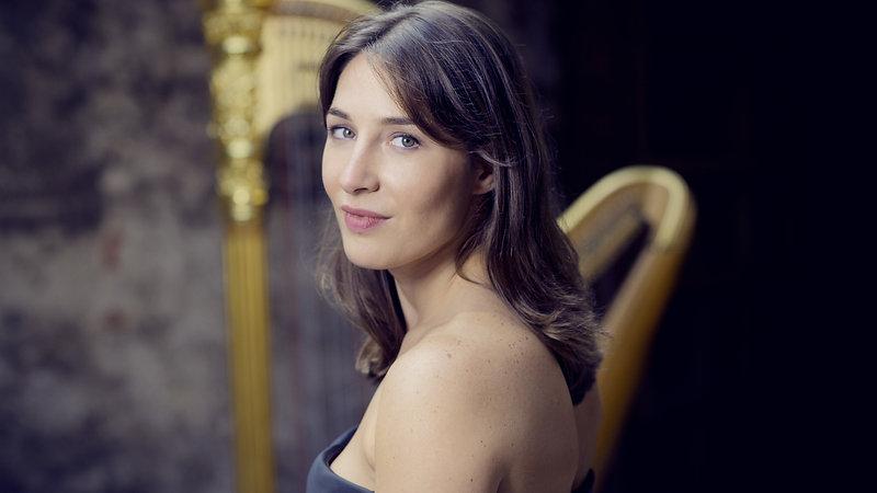 Anais Gaudemard - Harp Solo Recital