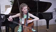 Schumann - Prophet Bird arr. Lidy Blijdorp with Rosanne Philippens & Enescu Alouette improv.