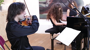 Shostakovitch Trio n°2 Op. 6