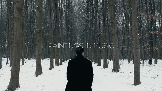 Guillaume Vincent - Paintings in Music