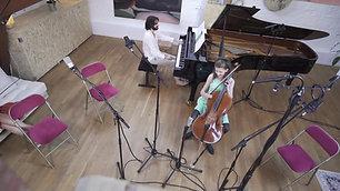 Ravel - Habanera & Maleguena - Lidy Blijdorp & Julien Brocal