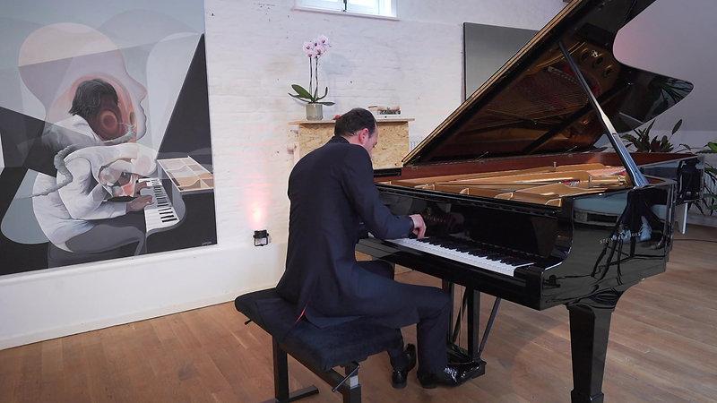 Schubert Sonata D.959 - Ashot Khachatourian
