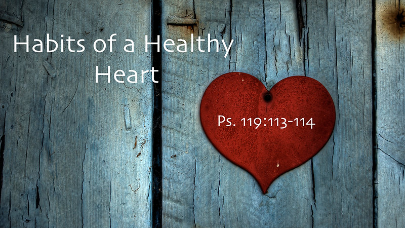 Habits of a Healthy Heart