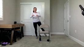 Chair Balance Class