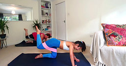 BURN BABY BURN: Spicy Tabletop Glutes with Mama MPWR