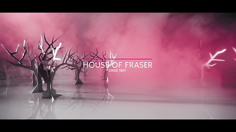 House of Fraser Christmas Advert