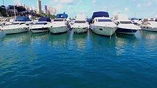 Bahia Marina corte diretor