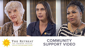 The Retreat at Sunny Vista - Staff