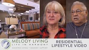 Melody Living - Our Residents