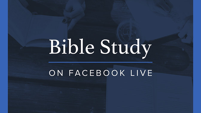 Bible Study (Live)