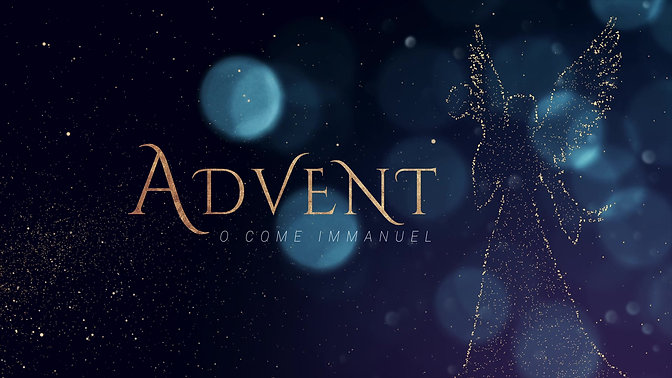 Advent Week 1 (11/29/20)