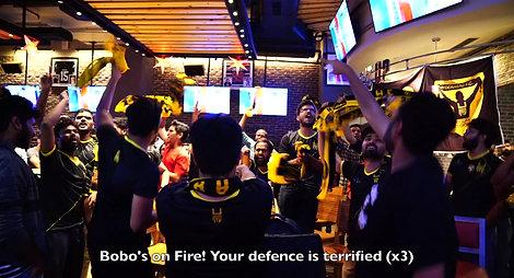 Bobo's on Fire