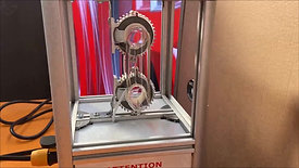 Xair 150 - test lampe UVC 253.7 nm