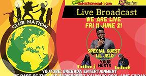 Club Nation ft Lil Jelo, Lednek & Father J Fri 4 June Final