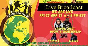 Club Nation ft Muddy, Lednek & Father J Fri 30 Apr