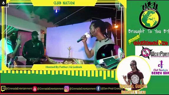 Club Nation with Lednek, Brighta Star & Father J
