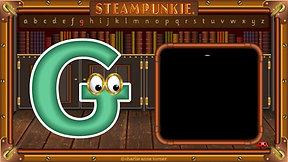 15 G Steam Punkie