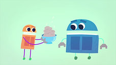 Letter Oo StoryBots