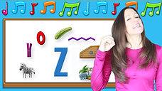 19 Letter Zz Patty Shukla