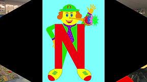 Letter Nn 1