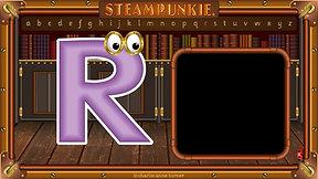 18 R Steam Punkie