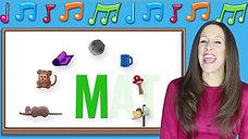 Letter Mm - Patty Shukla