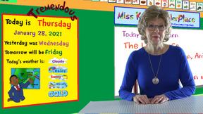 Thursday Letter Ss