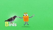 Letter Bb Storybots