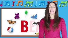 Letter Bb Patty Shukla