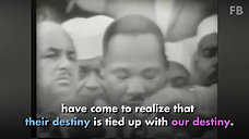 Martin Luther King, Jr. I Have A Dream  (Full Speech)