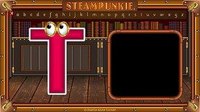 16 T Steam Punkie
