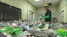 World's Largest Plastic Bottle Recycling Plant