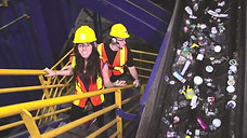 Virtual Tour of London's Recycling Center