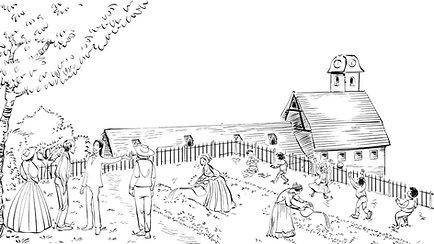 The Origin of Kindergarten
