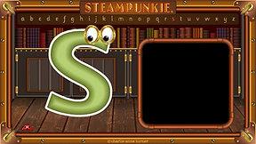 17 S Steam Punkie